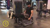 健身房练这3个动作时,要注意几点,专业教练演示给你看