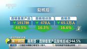 商务部:直销备案产品复核后减少44.5%