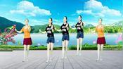 动感32步广场舞《真的没骗你》网红DJ 步伐简单时尚 一看就会