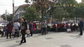 河南驻马店新蔡县,人口过百万,看看县城,还是你记忆中的样子吗
