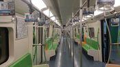 【地铁线路录像】【上海地铁】12号线雪碧12A01型列车七莘路-顾戴路侧窗视角+开关门蜂鸣