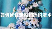 仿造流水的插花作品—川话版解说哈哈