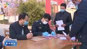 青州市交通运输局:现场办理通行证,全力保运输