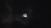 月亮延时视频,练手作