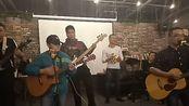 河北吉他协会,沧州酷沃创业咖啡感恩节大型活动。